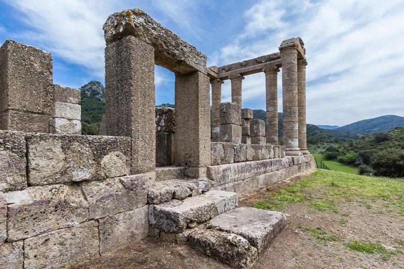 Святилище Антаса (Tempio di Antas) Иглезиас (Iglesias), Сардиния, Италия
